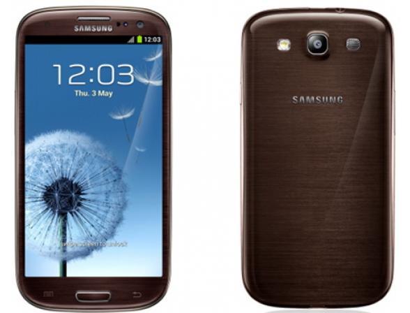 Смартфон Samsung Galaxy S III 32Gb Brown