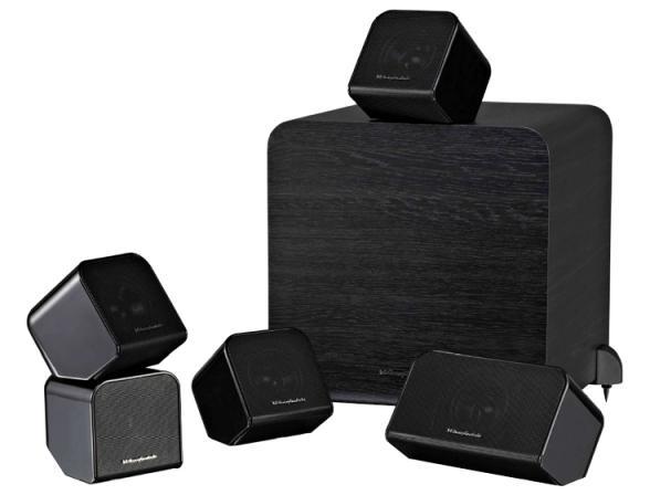 Комплект акустики Wharfedale Moviestar MS-100 HCP