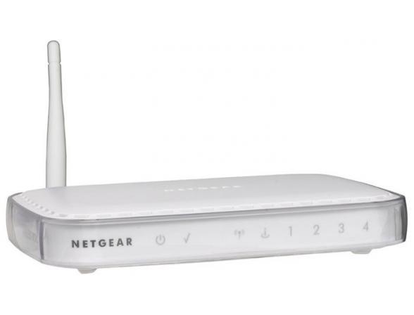 Беспроводной маршрутизатор NetGear WGR614-900RUS