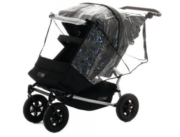 Дождевик Mountain Buggy Duo Storm Cover