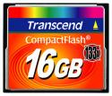 Флэш память Transcend 16GB CompactFlash TS16GCF133