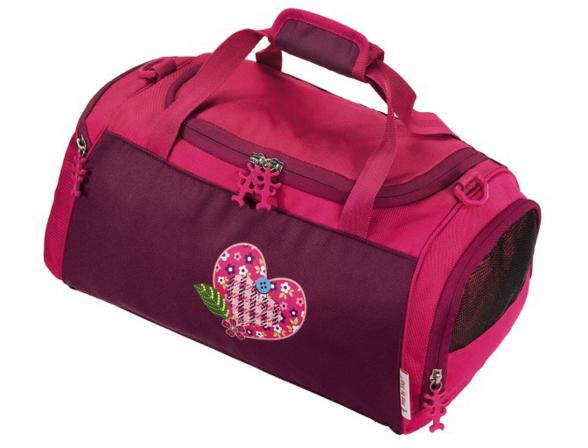 Сумка спортивная Samsonite Tweedy Hearts Step by Step