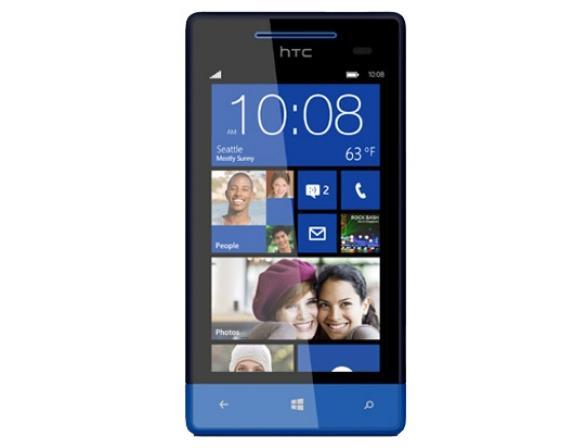 Коммуникатор HTC Windows Phone 8S blue*