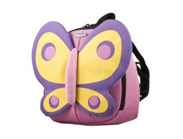 Портфель Samsonite U22*017 Sammies Dreams Schoolbag S Butterfly