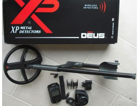 Металлоискатель XP Deus