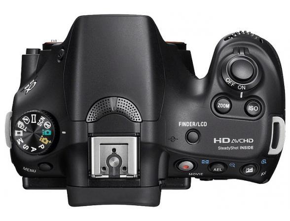 Зеркальный фотоаппарат Sony Alpha SLT-A58 Body