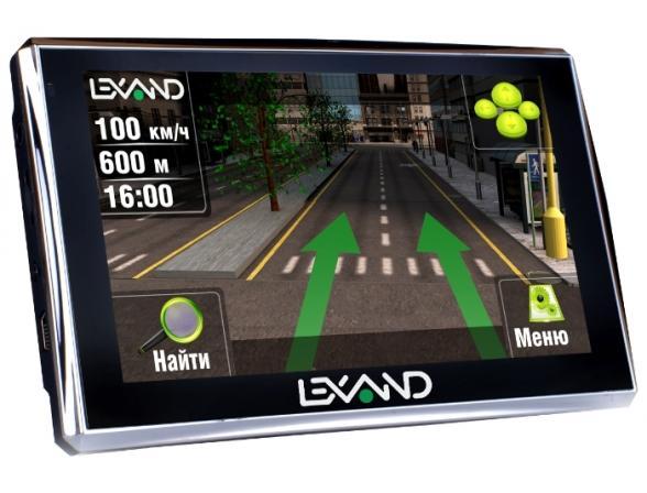 GPS-навигатор Lexand SG-615 HD