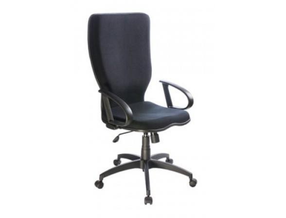 Кресло руководителя BURO 781/Black