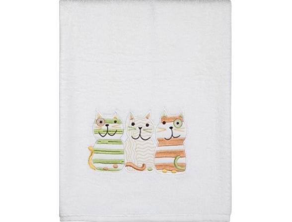 Полотенце банное Creative Bath Meow TA1043BMULT