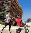 Детская коляска 2 в 1 Mountain Buggy Urban Jungle EVO