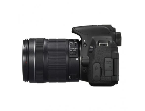 Зеркальный фотоаппарат Canon EOS 650D Kit 18-135 IS STM