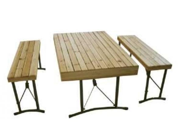Набор мебели в кейсе Tramp TRF-017