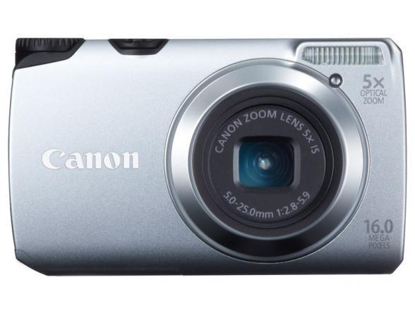 Цифровой фотоаппарат Canon PowerShot A3300