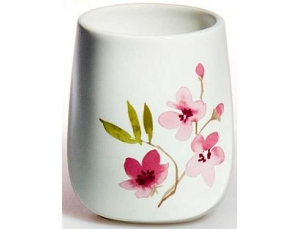 Стакан для зубной пасты CROSCILL Cherry Blossoms 6A0-001O0-2504*