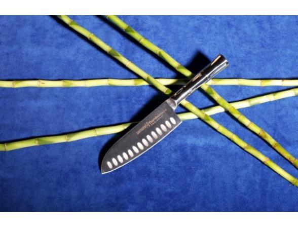 Нож кухонный Samura Bamboo SBA-0094