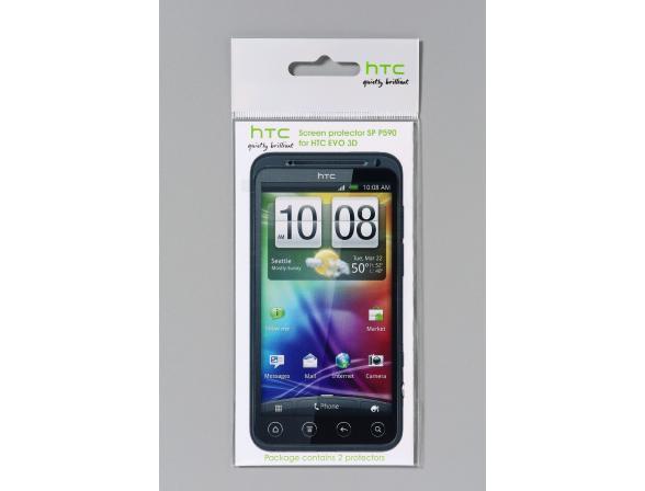 Защитная пленка HTC P590 для HTC Evo 3D