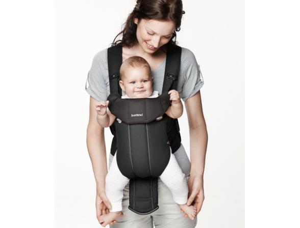 Рюкзак-переноска BabyBjorn Baby Carrier Active