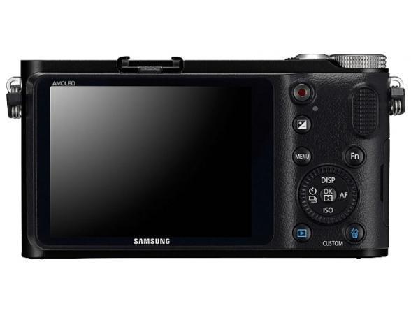 Цифровой фотоаппарат Samsung NX200 Kit 20-50 mm