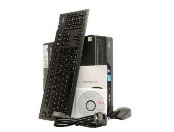 ПК Fujitsu ESPRIMO E400 SFF E85+  VFY:E0400PF141RU