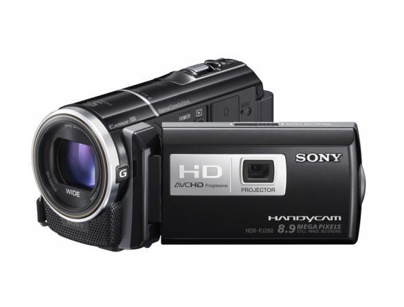 Видеокамера Sony HDR-PJ260E (no GPS)