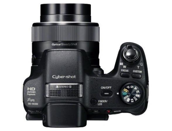 Цифровой фотоаппарат Sony Cyber-shot DSC-HX200