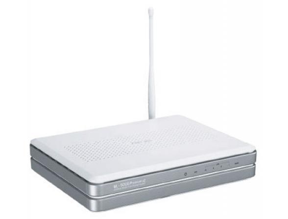 Беспроводной маршрутизатор Asus WL-500GP V2