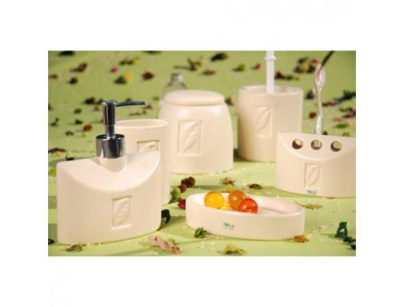 Набор для ванной Centrplus CERAMIKA, 5 предметов