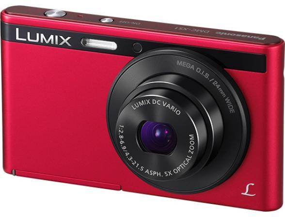 Цифровой фотоаппарат Panasonic Lumix DMC-XS1