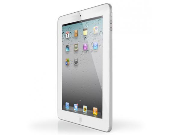 Планшет Apple iPad 4 64Gb Wi-Fi + Cellular White