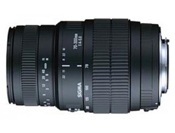 Объектив Sigma AF 70-300mm f/4-5.6 DG MACRO Nikon F
