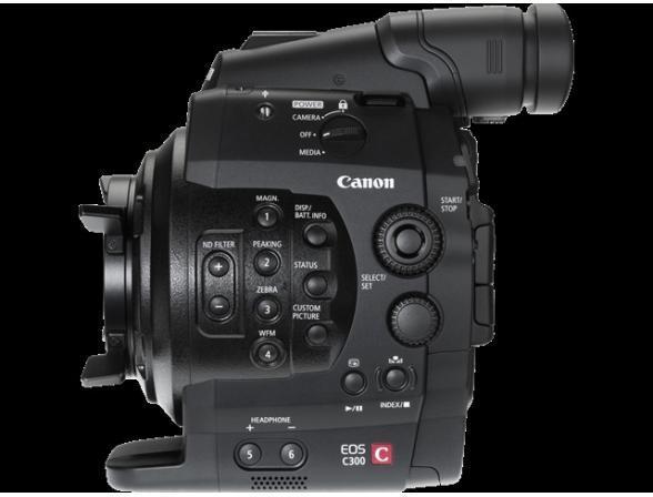 Видеокамера Canon EOS C300 PL