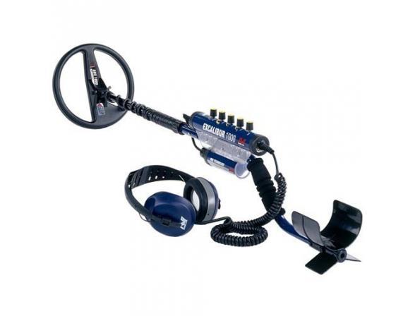 Металлоискатель Minelab Excalibur II