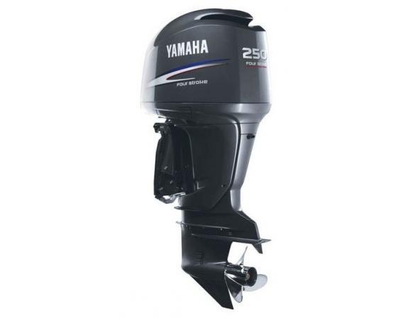Лодочный мотор Yamaha FL 250 GETX