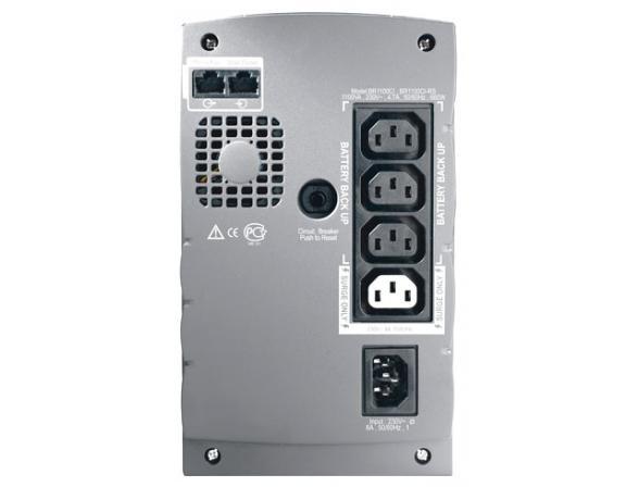 Источник бесперебойного питания APC BACK-UPS RS 1100VA 230V WITHOUT COMMUNICATION RUSSIAN BX1100CI-RS