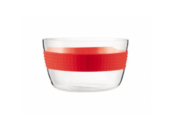 Салатник BODUM Pavina d21см красный