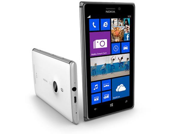 Смартфон Nokia Lumia 925 Black
