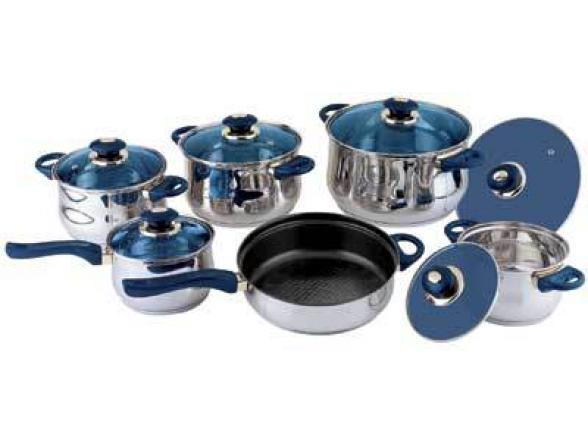 Набор посуды BEKKER Jumbo BK-918