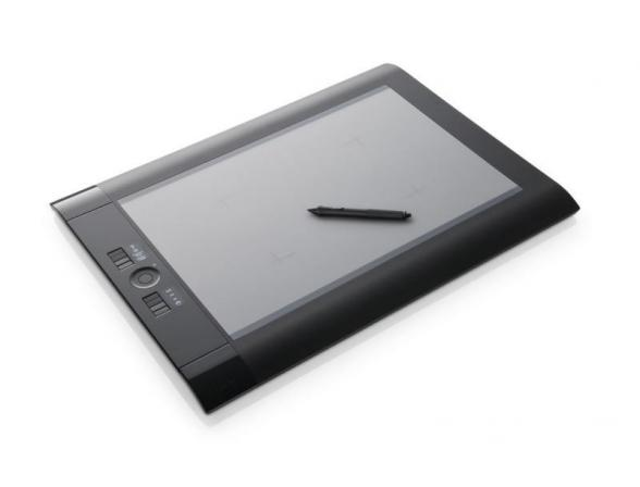 Графический планшет Wacom PTK-1240-C Intuos4 XL-size CAD