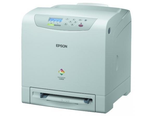 Принтер лазерный цветной Epson AcuLaser C2900DN