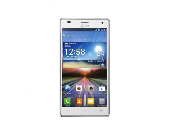 Смартфон LG P880 Optimus 4X HD White