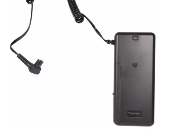 Батарейный блок для питания вспышек Yongnuo SF-17 для вспышек Nikon SB900 на 6 батареек (аккумуляторов) АА