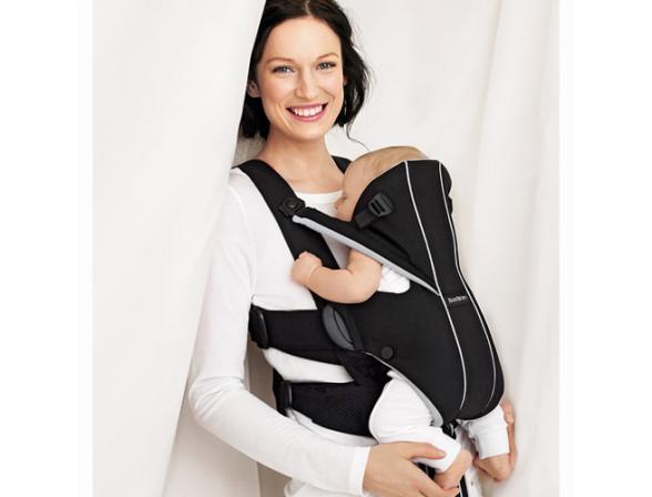 Рюкзак-переноска BabyBjorn Baby Carrier Miracle 0960.65