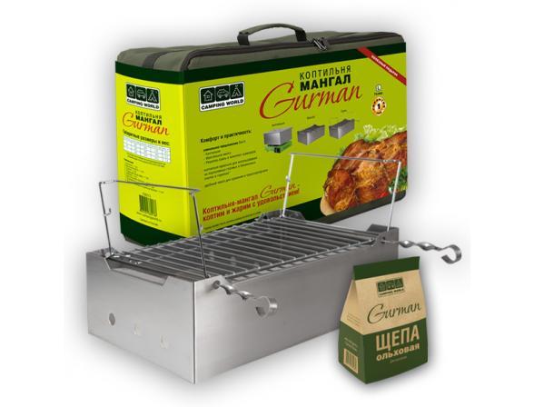 Коптильня-мангал Camping World Gurman  L 138209