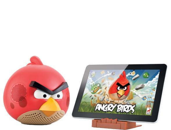 Минисистема Gear4 PROJECT Angry Birds Speaker