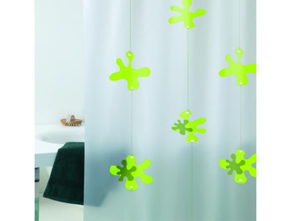 Штора для ванной Bacchetta 180х200 Spot