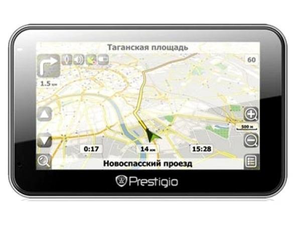GPS-навигатор Prestigio GeoVision 5600GPRSHD