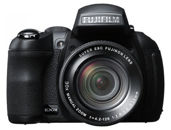Цифровой фотоаппарат Fujifilm FinePix HS30EXR