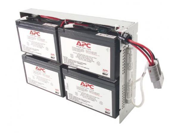 Батарея APC Battery replacement kit for  SU1000RM2U, SU1000RMI2U