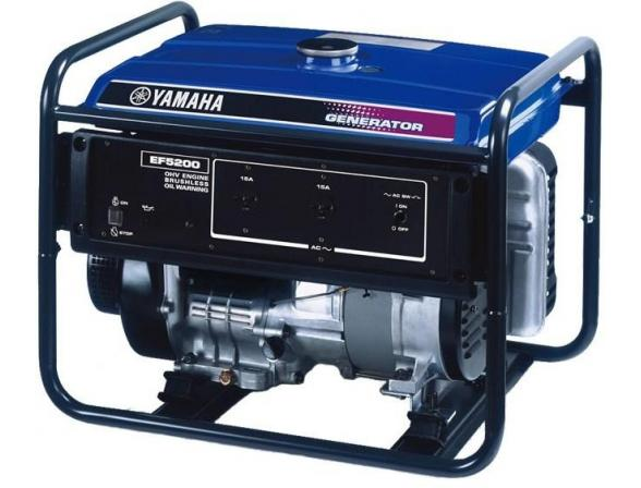 Бензогенератор Yamaha EF5200FW