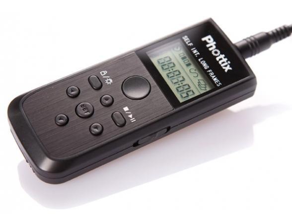 Пульт дистанционного управления Phottix Nikos (TC-501) C6 с таймером